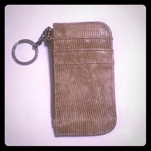 The Limited small wallet/keychain